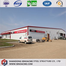Steel Commercial Building for Convenience Store with Warehouse