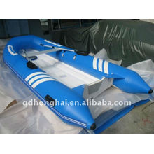 CE 8,9 ft RIB270 côtes petit bateau gonflable extérieur en fibre de verre