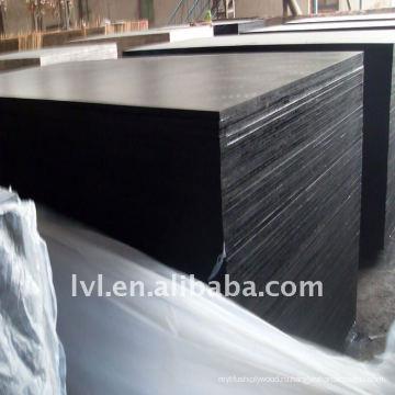 Фанера из черной пленки для строительства дома