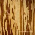 Laca UV tecida de bambu da costa do tigre laca