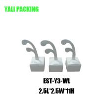 MDF Weiß PU Ohrring Display Set (EST-Y3-WL)