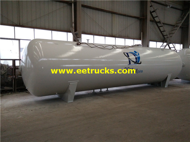 Domestic Propane Storage Vessels