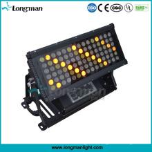 Hohe Leistung 450W Rgbaw Epistar LED Stadt Farbe Außenbeleuchtung
