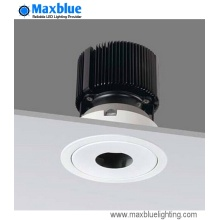 Plafonnier encastré encastré LED Downlight Chine Fabricant