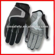 Mesh safety mechanical glove for mineral industry