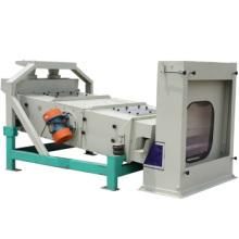 Separador de limpeza vibratório profissional da China