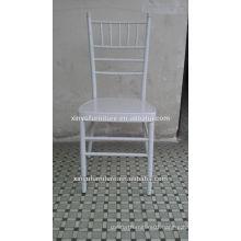 New design wedding white cheap price tiffany chair XA3269