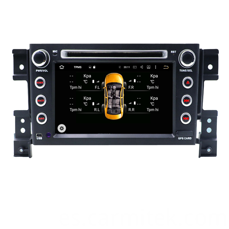Autoradio for Suzuki Grand