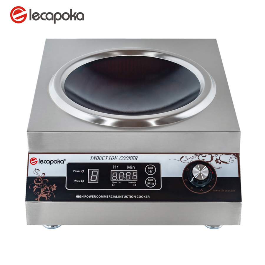 commercial induction cooker india