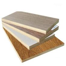 Hot Sale Melamine Plates white melamine plywood used for whiteboard