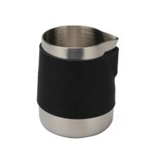 Jarro de espuma em aço inoxidável jarro de leite