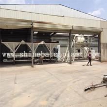40 компактные стационарные бетонные заводы