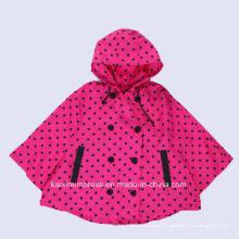 Children Used Waterproof Rain Coat
