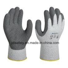 Перчатки латексные работы зимнего вкладыша (LY3011)