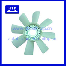 Japanese radiator cooling fan blade for MITSUBISHI engine 8DC90 8DC91A for FUSO F320 FV415 31248-39100 8Blades 9Holes