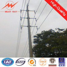 25FT Burial Type Galvanized Steel Electric Pole