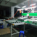 "32-65 ""LED Line Assembly TV with Pallets"