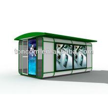 Meubles de jardin BKH-1B pour kiosque de vente au détail personnalisés