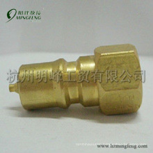 Hydraulic Quick Coupling with Stainless Steel Stem