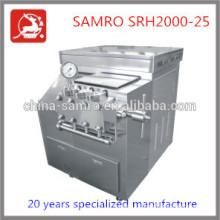 SRH2000-25 25Mpa Chinese supplier homogenizing valve