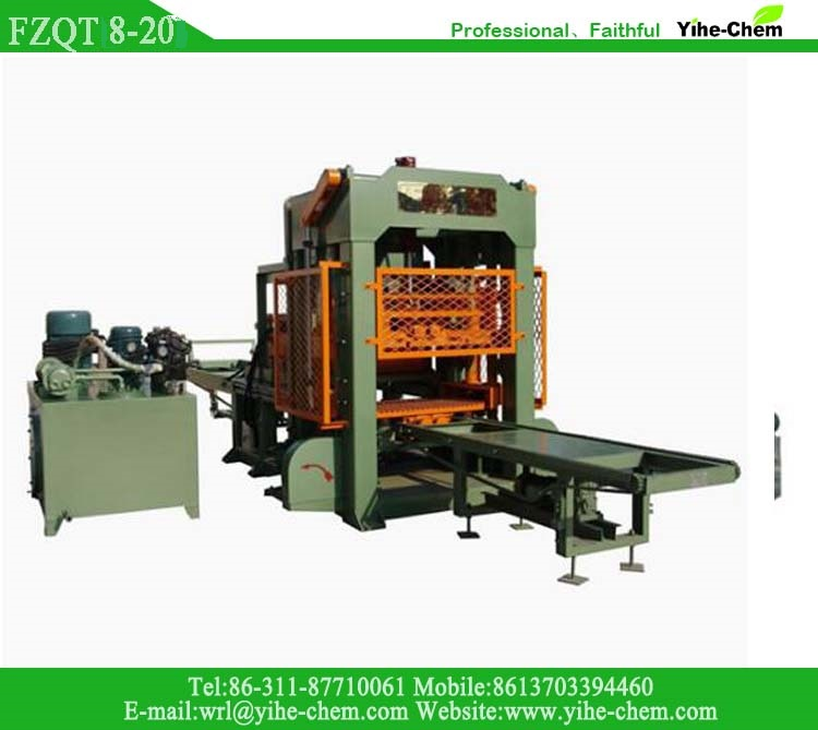 HOLLOW BRICK MAKING MACHINE