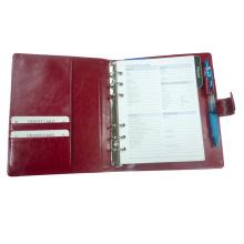 A6 File Folder Notebook Case, Planner Portfolio