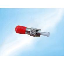 FC / PC 3dB hybride mâle à l'atténuateur optique femelle de fibre