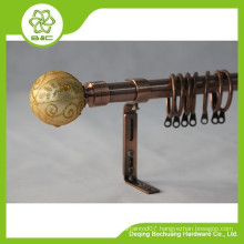 Made in China Hot Sale curtain rod finials