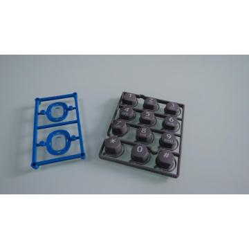Double Color Mould Color Double Parts