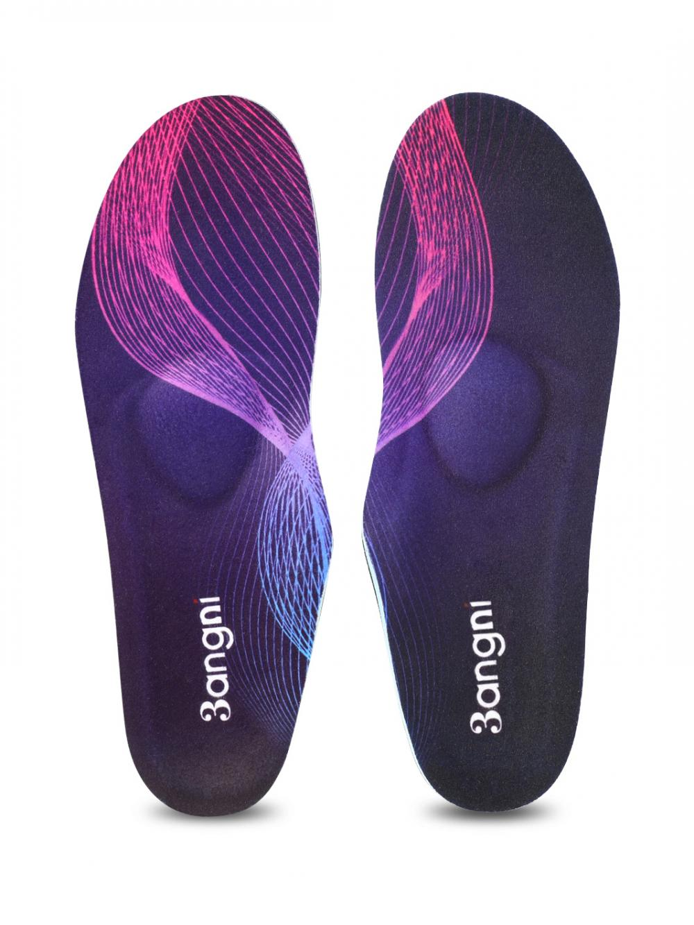 Feet Heat Moldable Orthotic Insoles 1