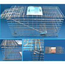 Humane Animal Trap for Possum Feral Cat Rabbit Hare Cage