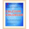Хлорид кальция с аттестацией тянуться к ЕС Регистрация einecs 233-140-8