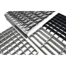 Bar Gitter / Treppenstrang / Gitter Stahlplatte