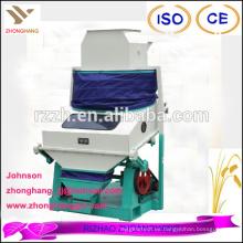 TQSX tipo nueva condición y ingeniero disponible arroz destonador máquina