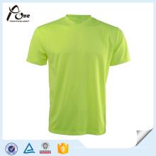 Tee-shirt d'équipement de course à sec d'OEM