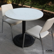 KKR restaurante mesas e cadeiras jeddah, mesa de restaurante conjunto de 4 lugares