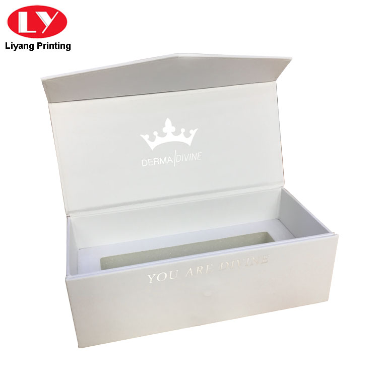 Package Box White