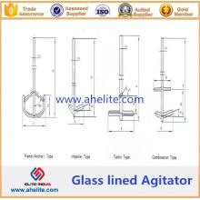 Puddler/ Stirrer/Agitator / Beater of Glass Lined Reactor