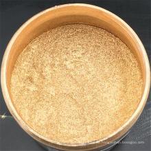 Kupfergoldpulver / Goldpigment