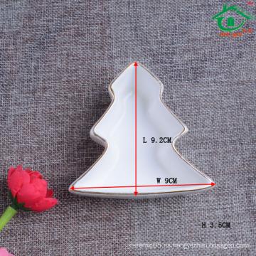 Taobao Plato de placa de porcelana barata con varias formas