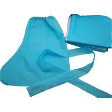 couvertures médicales non tissées jetables de botte de pp d'hôpital