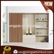 Top sale cheap MDF melamine office furniture filing cabinet design