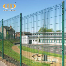 PVC coated corrosion resistance 6ft welded wire fence