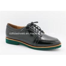 Komfort Low Heels Casual Frauen Arbeit Schuhe