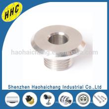 Tornillo hueco del acero inoxidable del hilo del CNC de la fabricación 2016 China