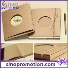 Kundenspezifische chinesische Hardcover Günstige Stone Paper Notebook