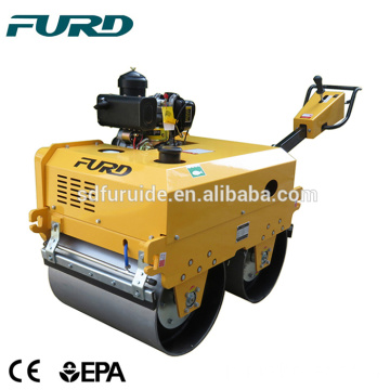 Hand Operated 550 kg Mini Road Roller Compactor FYL-S700 Hand Operated 550 kg Mini Road Roller Compactor FYL-S700