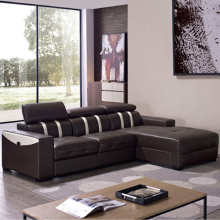 Kulit Asli Sofa Couch Reclining Sectional Sofa