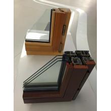 Perfil de alumínio de alta qualidade para janelas de correr