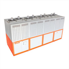 600kw Industrial Evaporating Cooled Water Chiller Refrigeration Machine